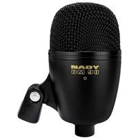 Image of Nady DM-90 Dynamic Supercardioid Large Diaphragm Drum Microphone, 20Hz-10KHz Frequency Response