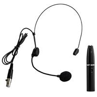 Compare Prices Of  Nady Headmic Series HM-5U Headworn Uni-Directional Condenser Microphone with XLR Adapter
