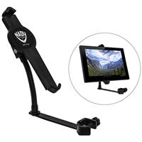 """Compare Prices Of  Nady IPT-710 Rotating Tablet Holder for Microphone Stand, Fits 7-10"""" Tablets"""