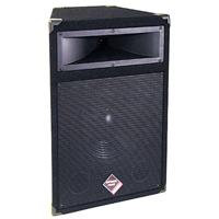 "Nady ProPower Series PTS-515, 400 Watt 2-Way Full Range Trapezoid Speaker with 12"" Woofer & Product image - 2071"