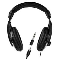 Compare Prices Of  Nady QH-200 Closed-Back Studio-Style Stereo Headphones