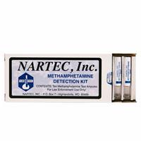 Image of Nartec Methamphetamine and Ecstasy Test Kit, 10 Pack