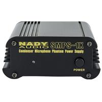 Image of Nady SMPS-1X 1-Channel 48V Phantom Power Supply for Condenser Microphones