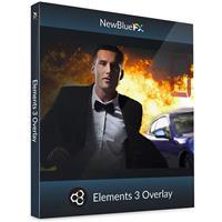 Image of NewBlueFX Elements 3 Overlay, Electronic Download