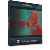 Image of NewBlueFX Stylizers 5 Imagine Art-Inspired Effects Software Plug-In, Electronic Download