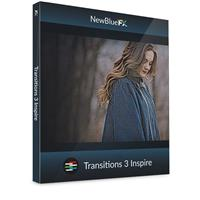 Image of NewBlueFX Transitions 5 Inspire Software Plug-In, Electronic Download
