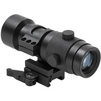 Image of NcSTAR 3x Magnifier with Flip to Side Quick Release Mount