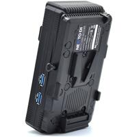 Image of Nexto DI NCB-20 Memory Card Reader and Copier with V-Mount Battery Plate