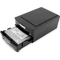 "NewerTech NewerTech StoraDrive Anti-Static Case for 3.5"" Hard Drives, 2 Pack"