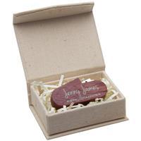 Image of Neil Enterprises Linen Flash Drive Box