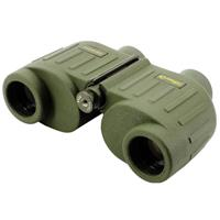 Image of Newcon Optik 8x30 Water Proof Porro Prism Binocular with 8.0 Degree Angle of View, M22 Rangefinder Reticle, Green
