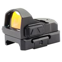 Compare Prices Of  Newcon Optik Back-Up Red Dot Sight for NC 4x32 and NC 6x50 Tactical Sights, Waterproof and Fogproof