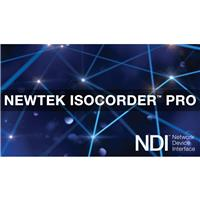 Image of NewTek IsoCorder Pro Switcher Software, Coupon Code, Electronic Download