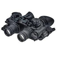 Compare Prices Of  Newcon Optik 1x Gen 3 Dual Tube Autogated Black & White NV Binocular, 25mm Eye Relief, 64 lp/mm Resolution, Gain Control, Built in I/R, Waterproof
