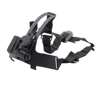 Newcon Optik Night Vision Flip-Up Kevlar Helmet Mount for NVS-14 or NVS-7 Night Vision Goggles