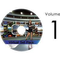 Image of NewTek Virtualsetworks Virtual Set Editor Pack 1 Software, Coupon Code, Electronic Download