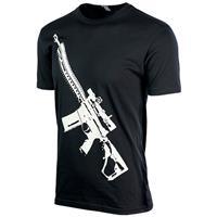 Image of Nightforce Optics AR Themed T-Shirt, XXX-Large, Black