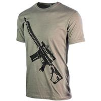 Image of Nightforce Optics AR Themed T-Shirt, XXX-Large, Khaki