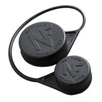 Image of Nightforce Optics Nightforce Optics Rubber Lens Cap Set for the NXS Series Rifle Scopes, Fits 56mm