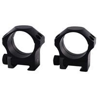 "Image of Nightforce Optics Nightforce Optics 34mm 1"" Medium Ultralite Ring Set, 6 Screw"