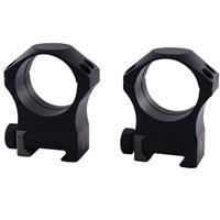"Image of Nightforce Optics 34mm 1.375"" X-High Ultralite Ring Set, 6 Screw"