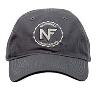 Image of Nightforce Optics Ripstop Embroidered Hat with Adjustment Strap, Gray