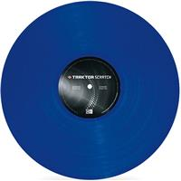 Image of Native Instruments Traktor Scratch Pro Control Vinyl Mark 2, Blue