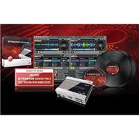 Image of Native Instruments TRAKTOR Scratch A6 Digital Vinyl System with AUDIO 6 Interface, Includes Timecode Vinyl and CDs, TRAKTOR Scratch Pro 2 software (Electronic Download) with Remix Deck