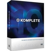 Native Instruments Komplete 10 Update for Kontrol S-Series Keyboards