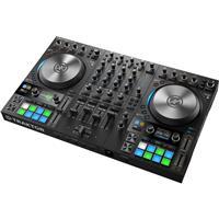 Image of Native Instruments TRAKTOR KONTROL S4 MK3 4-Channel DJ Controller with Haptic Drive