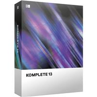 Image of Native Instruments KOMPLETE 13 Virtual Instruments and Effects Collection, Update from KOMPLETE 2-12