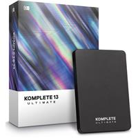 Image of Native Instruments KOMPLETE 13 ULTIMATE Virtual Instruments and Effects Collection, Upgrade from KOMPLETE SELECT