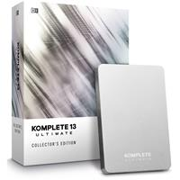 Image of Native Instruments KOMPLETE 13 ULTIMATE Collector's Edition Virtual Instruments and Effects Collection