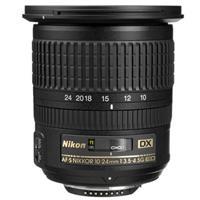 Image of Nikon 10-24mm f/3.5-4.5G ED-IF AF-S DX NIKKOR Lens F/DSLR Cameras - Nikon U.S.A. Warranty