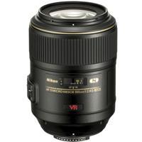 Nikon 105mm f/2.8G ED-IF AF-S VR Micro Nikkor Lens - Grey Market Product image - 723