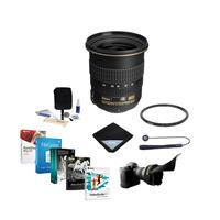 Compare Prices Of  Nikon 12-24mm F/4G ED-IF DX NIKKOR Lens Bundle with 77mm UV WA Filter & Pro Software