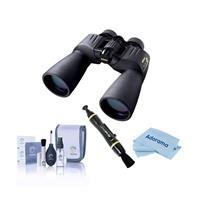 Image of Nikon 12x50 Action Extreme Porro Prism Binocular, Black, Bundle with Accessory Kit