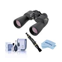Image of Nikon 16x50 Action Extreme ABT Porro Prism Binocular, Black, Bundle with Accessory Kit