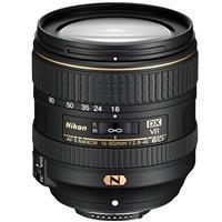Compare Prices Of  Nikon 16-80mm f/2.8-4E AF-S DX NIKKOR EDIF (VR) Vibration Reduction Lens - U.S.A. Warranty