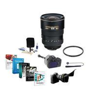 Image of Nikon 17-55mm f/2.8G ED-IF AF-S DX Zoom NIKKOR Lens, Bundle with 77mm WA UV Filter, FocusShifter & Pro Software
