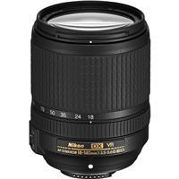 Image of Nikon 18-140mm f/3.5-5.6G ED AF-S DX NIKKOR (VR) Vibration Reduction Lens f/DSLR Cameras - U.S.A. Warranty