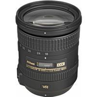 Image of Nikon 18-200mm f/3.5-5.6G ED IF AF-S DX NIKKOR VR II Lens - U.S.A. Warranty