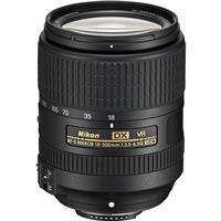 Nikon Nikon 18-300mm f/3.5-6.3G ED IF AF-S DX VR Lens