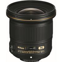 Compare Prices Of  Nikon 20mm f/1.8G AF-S ED NIKKOR Lens - U.S.A. Warranty