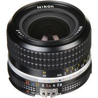 Image of Nikon NIKKOR 24mm f/2.8 AIS Wide Angle Manual Focus Lens