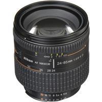 Image of Nikon 24-85mm f/2.8-4 IF AF-D NIKKOR Lens with Hood - U.S.A. Warranty