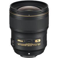Nikon Nikon 28mm f/1.4E AF-S NIKKOR Lens