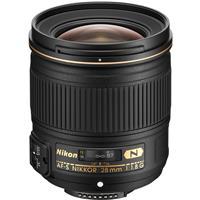 Image of Nikon 28mm f/1.8G AF-S NIKKOR Lens - U.S.A. Warranty
