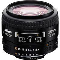 Image of Nikon Nikon 28mm f/2.8D ED AF NIKKOR Lens - Refurbished by Nikon U.S.A.