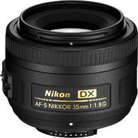 Image of Nikon 35mm f/1.8G AF-S DX NIKKOR Lens for DSLR Cameras - Refurbished by Nikon U.S.A.
